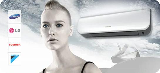 Klimateur - Split Klimaanlagen