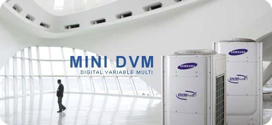 Klimateur - VFR/DVM Split Klimaanlagen Gebäudelösungen